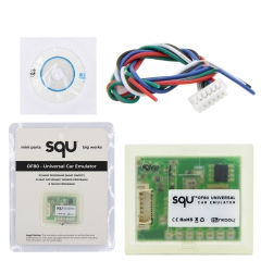 2019 SQU OF80 Car Emulator Supports IMMO/Seat Occupancy Sensor/Tacho Programs Car Emulator SQU OF80 OF68 OF96 for MB/BMW