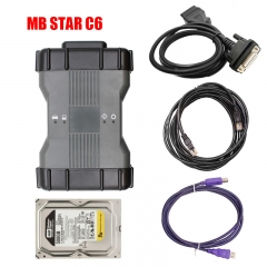 HDD software for MB Star C6 CAN BUS/ DoIP MB VCI C6 Diagnosis Multiplexer mb star c4 Plus DOIP update version